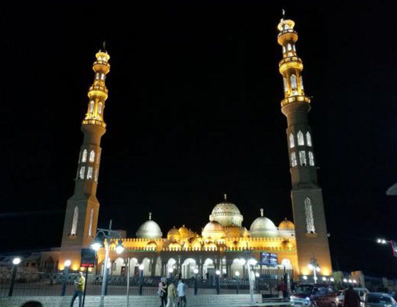 el mina mosque hurghada egypt