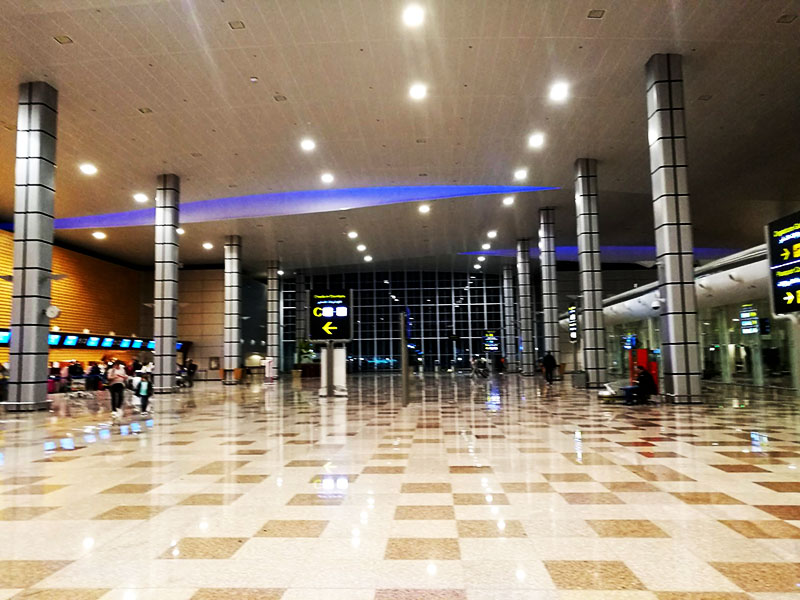 Hurghada international airport guide