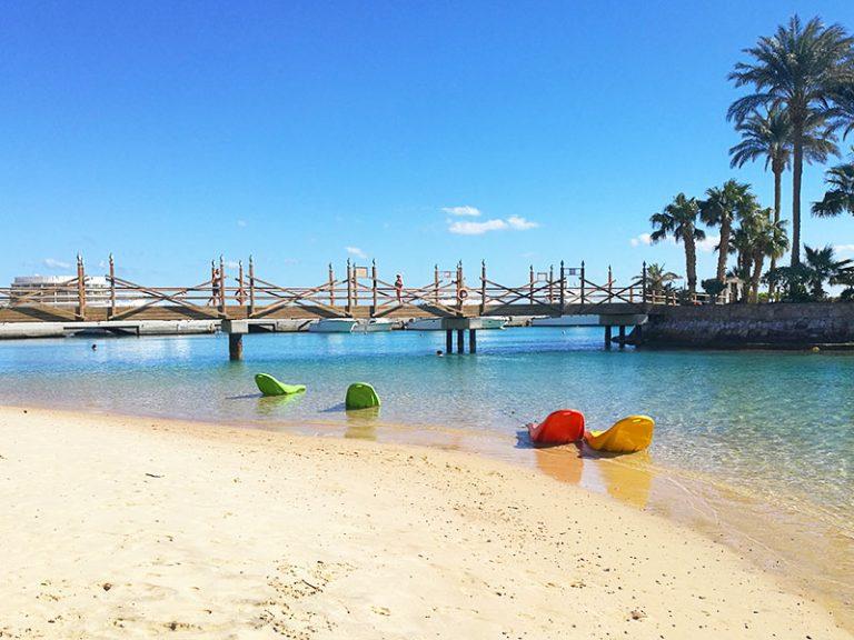 Hurghada Beach life.