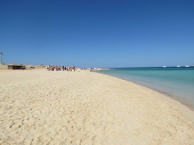 جزيرة الفردوس الغردقة مصر