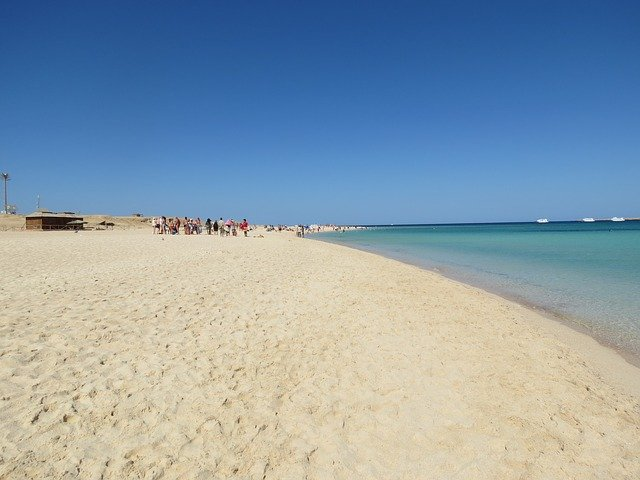Paradise Island Hurghada Egyiptom