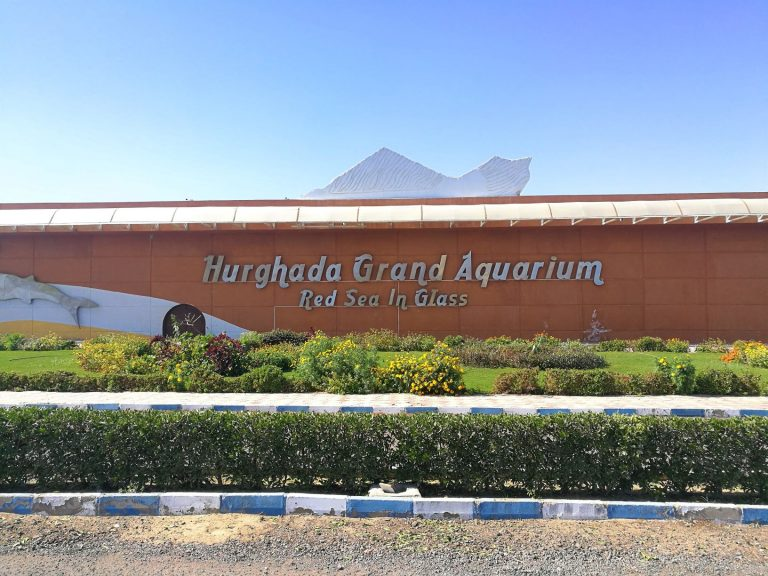 Hurghada Grand Aquarium.