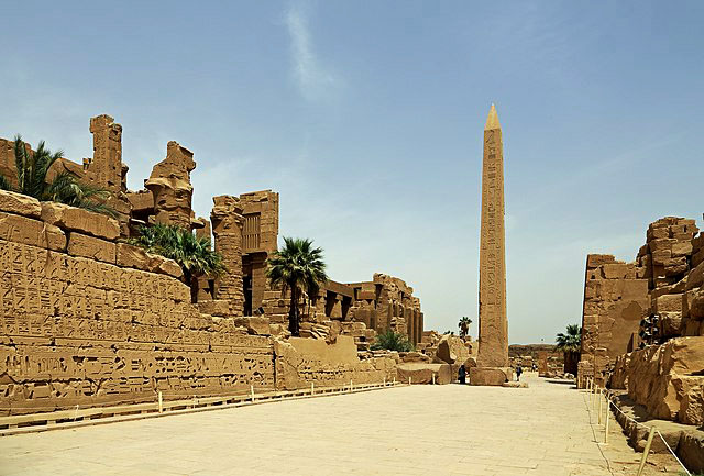 Karnak Temple in Luxor is a must see