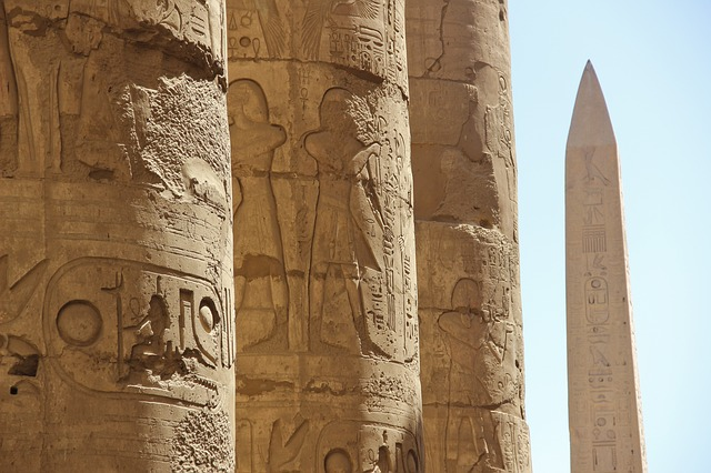 There are lost to see in Luxor Egyt.