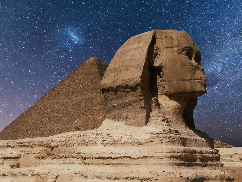 experience Egypt from your home